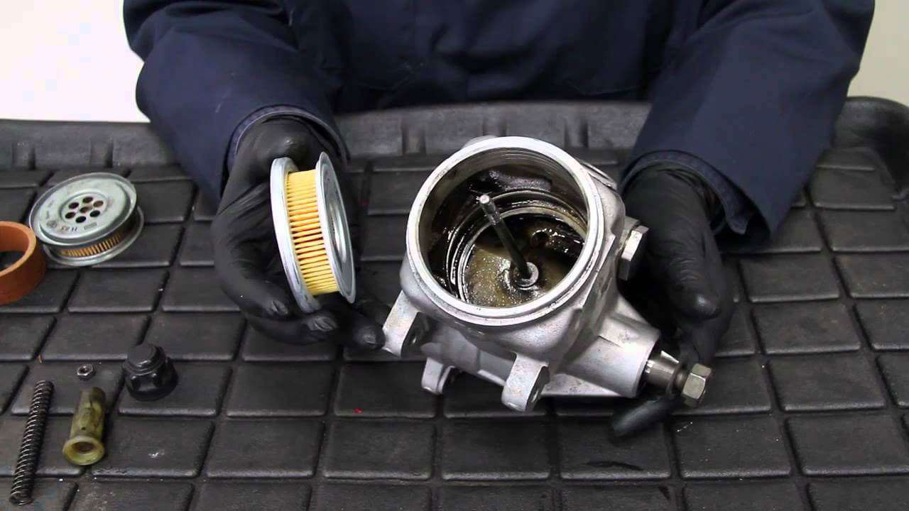 Linhard's Power Steering Fluid Change