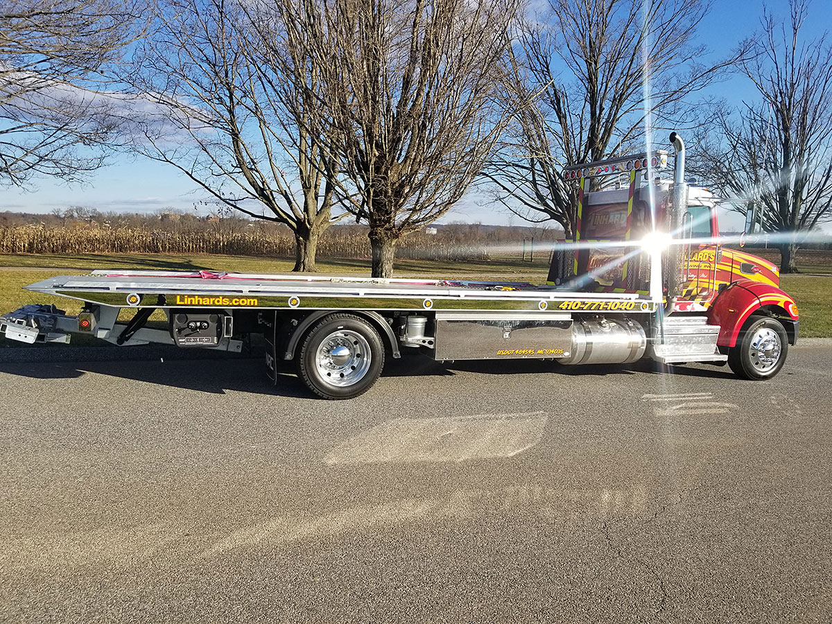 Linhard's 24/7 Towing in Towson