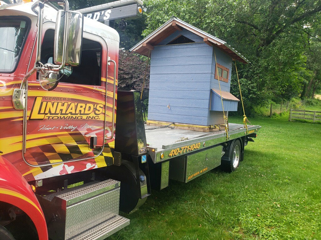 Linhard's 24/7 Towing in New Freedom