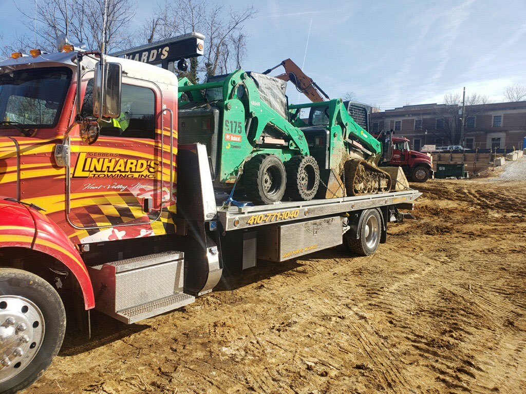 Linhard's 24/7 Towing in Greenspring Valley