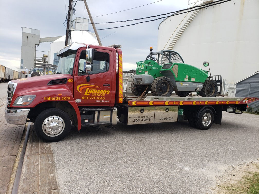 Linhard's 24/7 Towing in Hereford