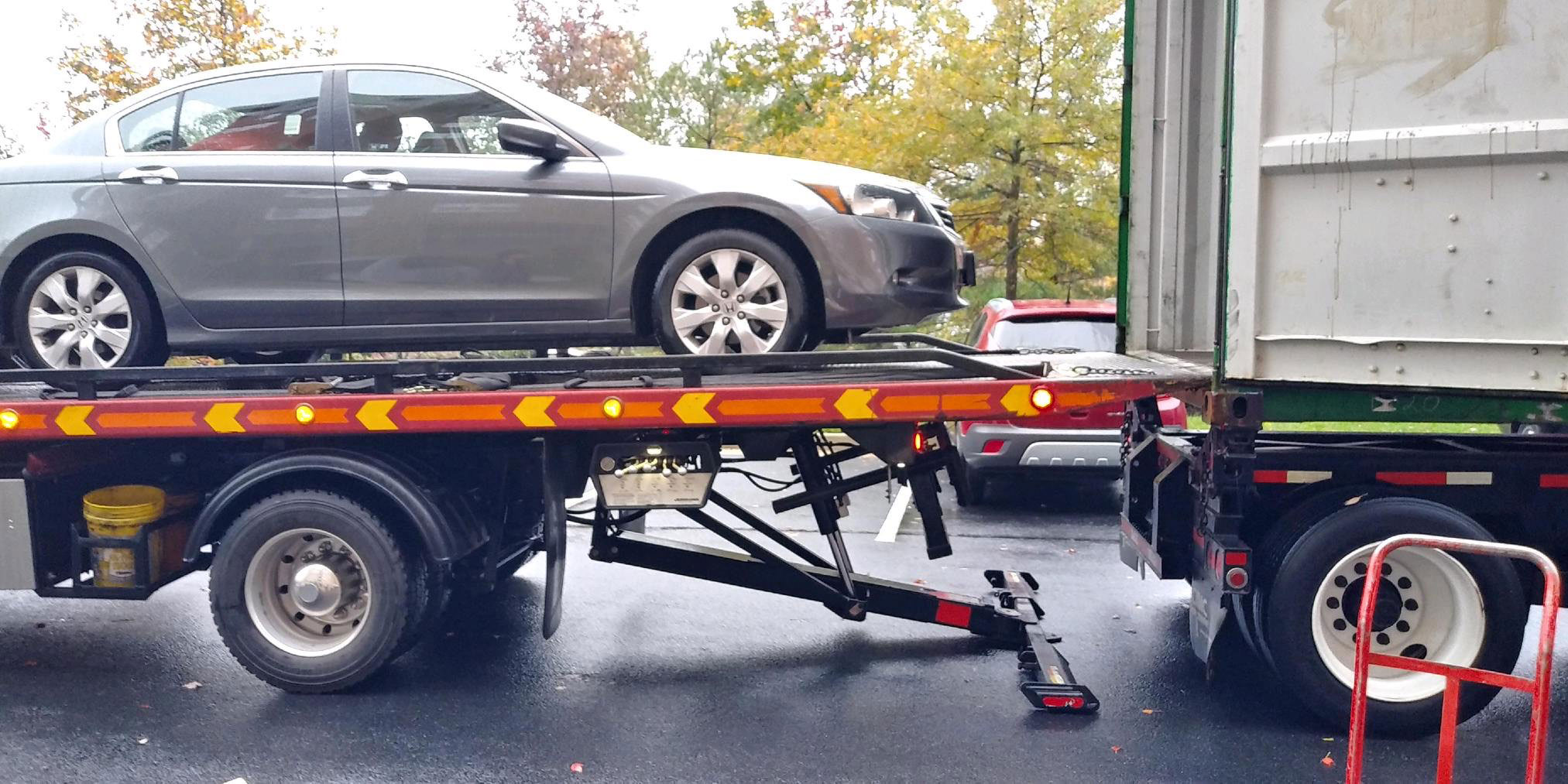 Linhard's 24/7 Towing in Hampstead